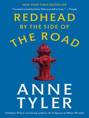 cover image of Redhead by the Side of the Road
