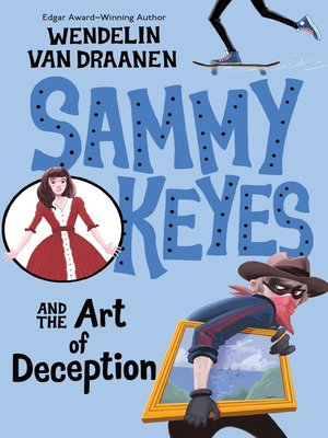 cover image of Sammy Keyes and the Art of Deception