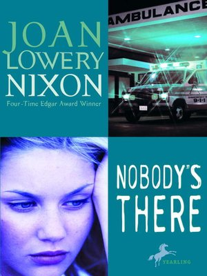 cover image of Nobody's There