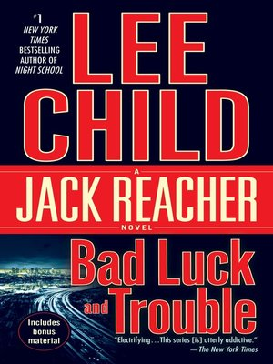 cover image of Bad Luck and Trouble