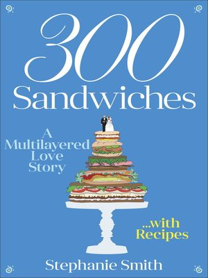 cover image of 300 Sandwiches