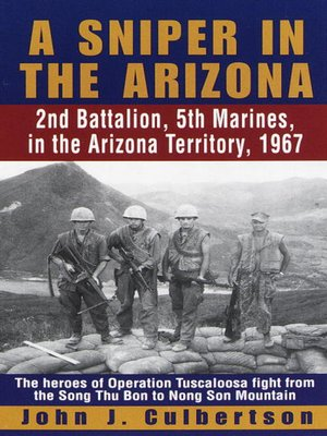 cover image of A Sniper in the Arizona