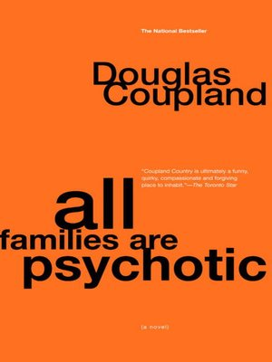 cover image of All Families are Psychotic