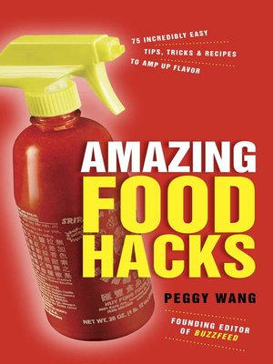 cover image of Amazing Food Hacks