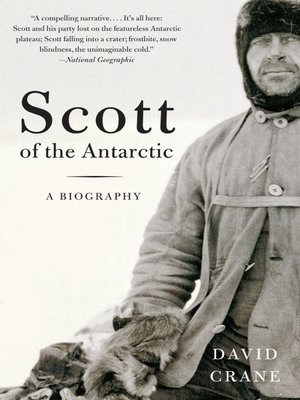 cover image of Scott of the  Antarctic