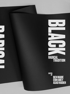cover image of Black Radical Tradition