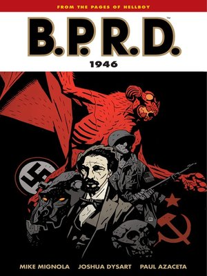 cover image of B.P.R.D., Volume 9