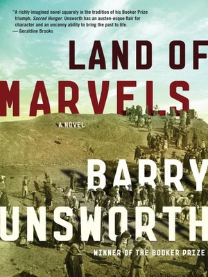 cover image of Land of Marvels