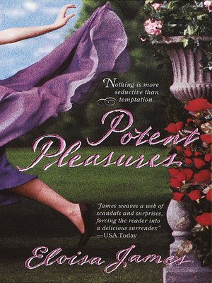 cover image of Potent Pleasures