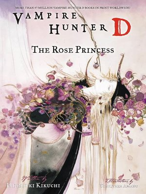 cover image of The Rose Princess