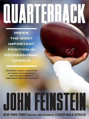 cover image of Quarterback