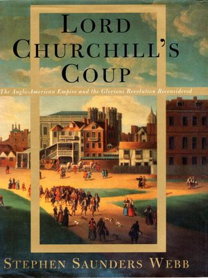 cover image of Lord Churchill's Coup