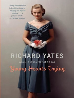 cover image of Young Hearts Crying