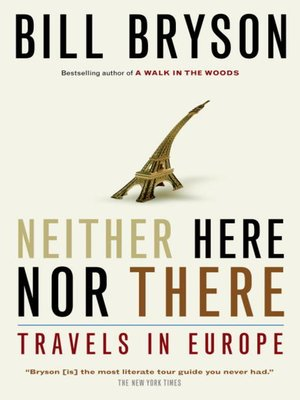 cover image of Neither Here Nor There