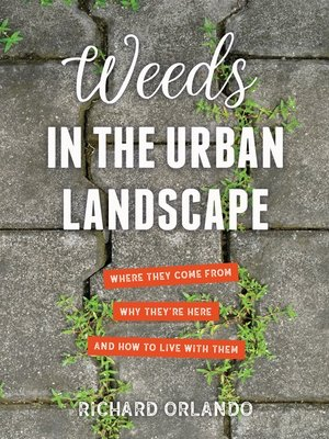 cover image of Weeds in the Urban Landscape