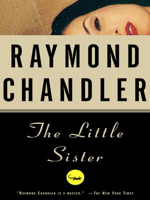 cover image of The Little Sister