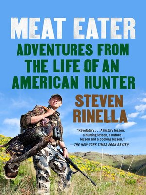 cover image of Meat Eater