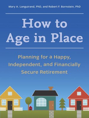 cover image of How to Age in Place