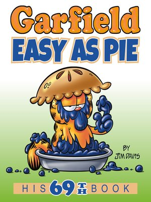 cover image of Garfield Easy as Pie