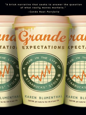 cover image of Grande Expectations