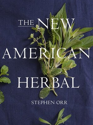 cover image of The New American Herbal