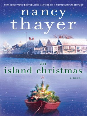 cover image of An Island Christmas