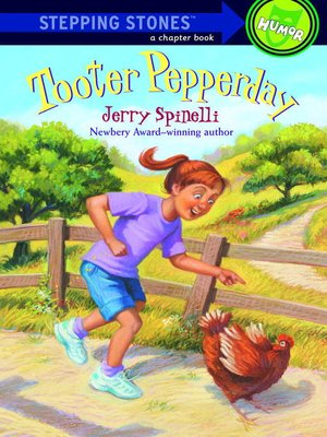 cover image of Tooter Pepperday