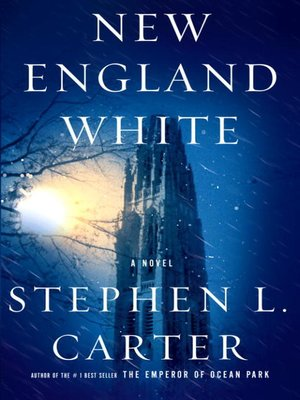 cover image of New England White