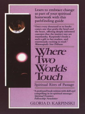 cover image of Where Two Worlds Touch