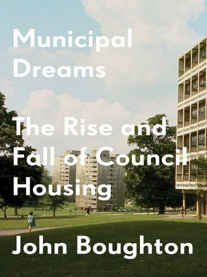 cover image of Municipal Dreams
