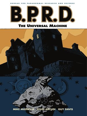 cover image of B.P.R.D., Volume 6