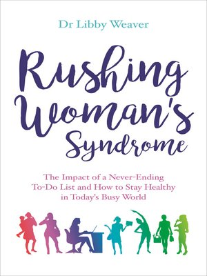cover image of Rushing Woman's Syndrome