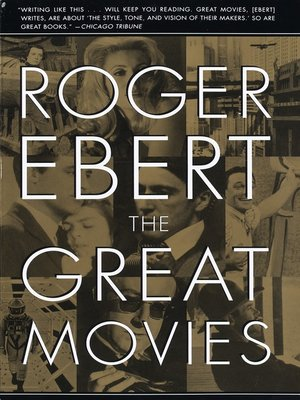 cover image of The Great Movies