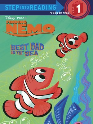 cover image of Best Dad In the Sea (Disney/Pixar Finding Nemo)
