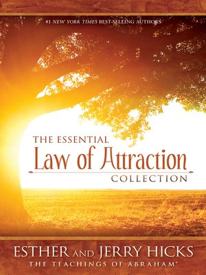 cover image of The Essential Law of Attraction Collection