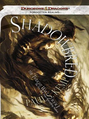 cover image of Shadowbred
