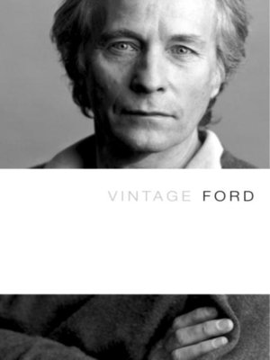 cover image of Vintage Ford