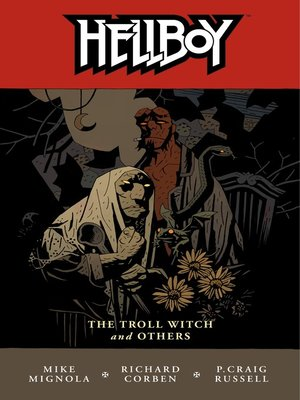 cover image of Hellboy (1994), Volume 7