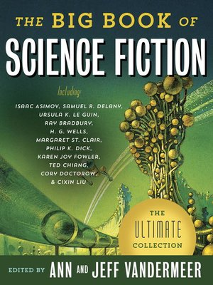 cover image of The Big Book of Science Fiction
