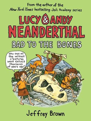 cover image of Lucy & Andy Neanderthal