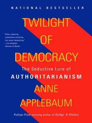 cover image of Twilight of Democracy
