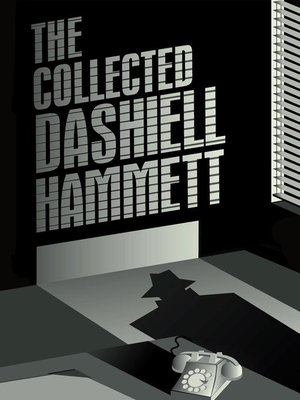 cover image of The Collected Dashiell Hammett