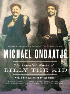 cover image of The Collected Works of Billy the Kid