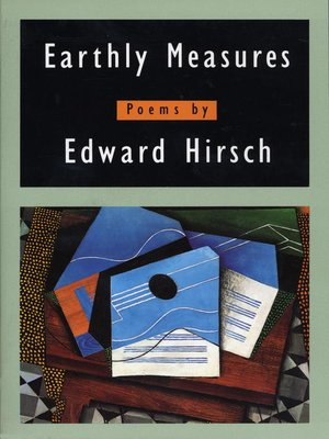 cover image of Earthly Measures