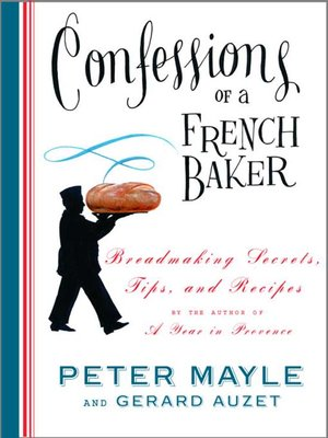 cover image of Confessions of a French Baker
