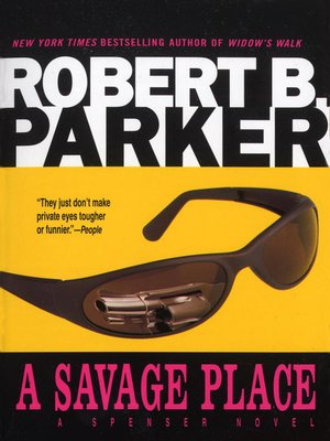 cover image of A Savage Place