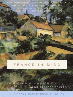 cover image of France in Mind