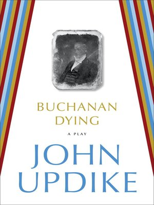 cover image of Buchanan Dying