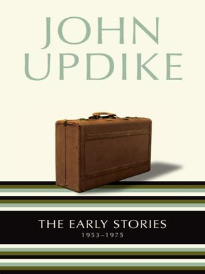 cover image of The Early Stories