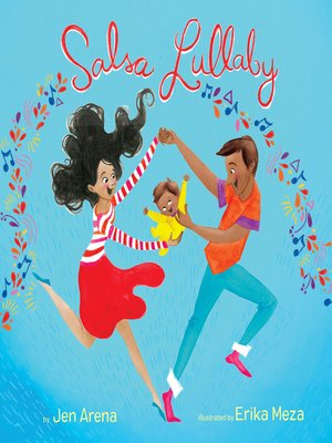 cover image of Salsa Lullaby